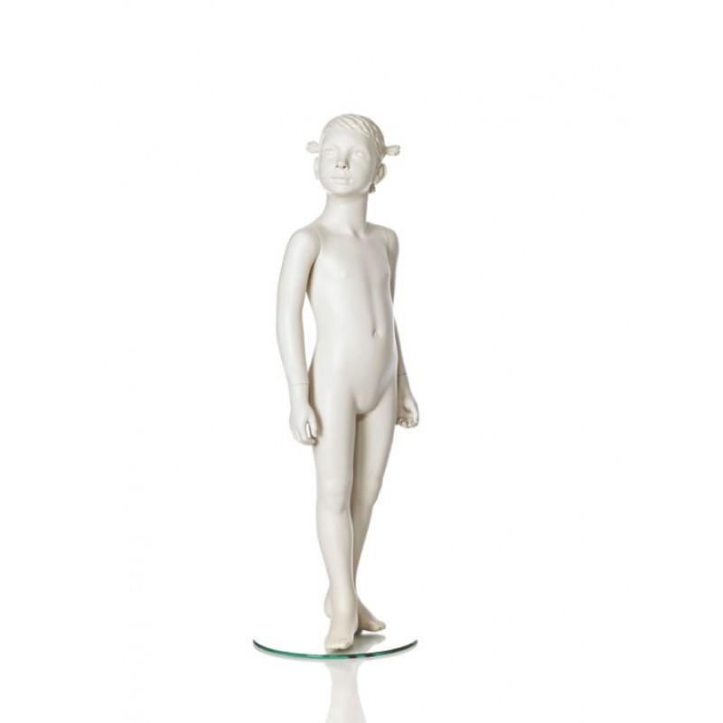 Hindsgaul stylised girl. Height 110 cm
