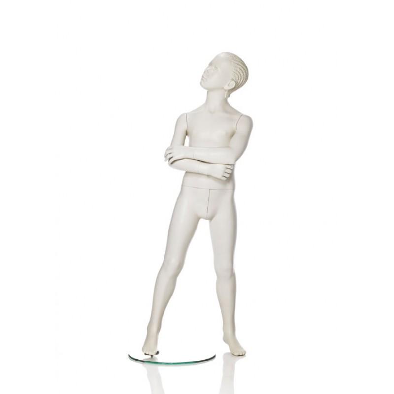 Hindsgaul stylised girl. Height 120 cm
