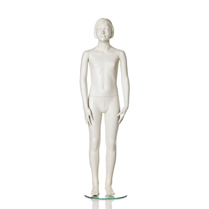Hindsgaul stylised girl. Height 140 cm