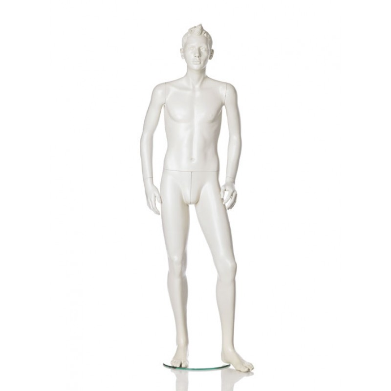 Hindsgaul stylised tween boy. Height 167 cm