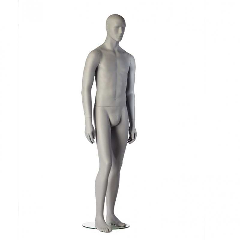 Hindsgaul Roy - Grey. Slim Fit mannequin