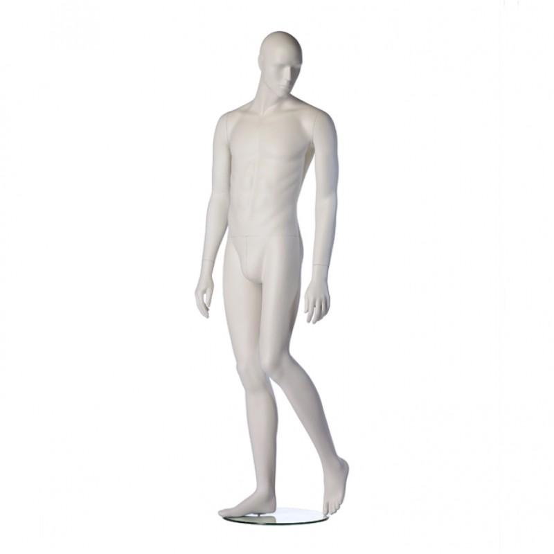 Hindsgaul Roy - White. Slim Fit mannequin