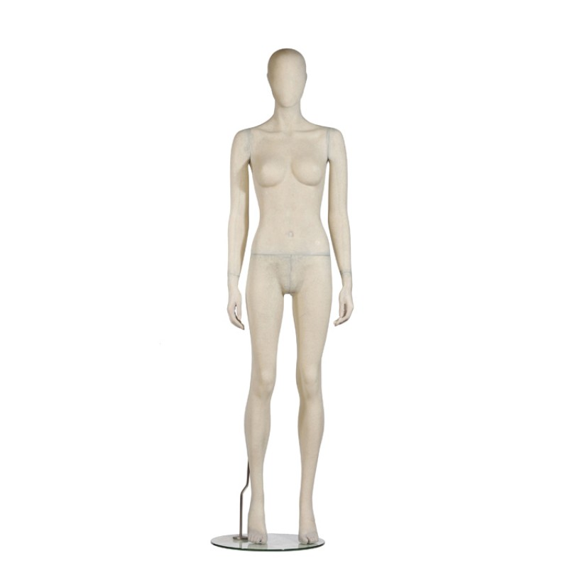 Roccia - stylised Hindsgaul female mannequin
