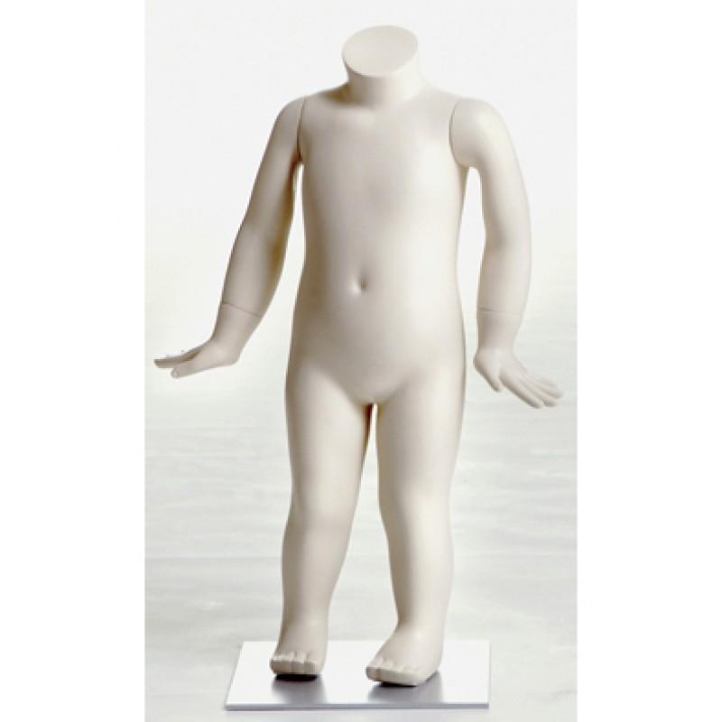 Child mannequin – 64 cm - leg spike