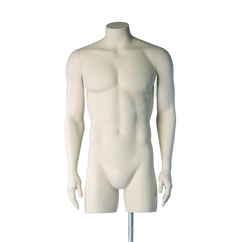 LONG MALE TORSO – WITH ARMS – DARROL
