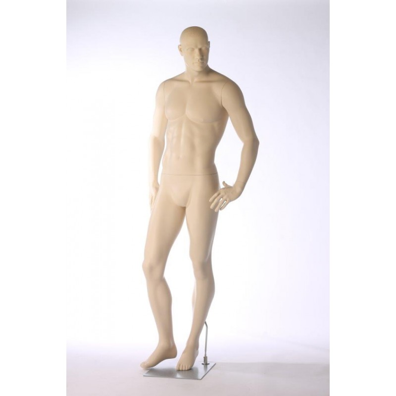 MALE MANNEQUIN - ABSTRACT