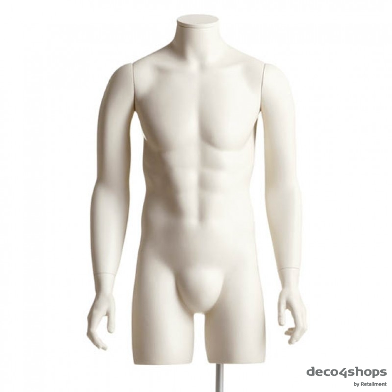 MALE TORSO WITH ARMS - DARROL