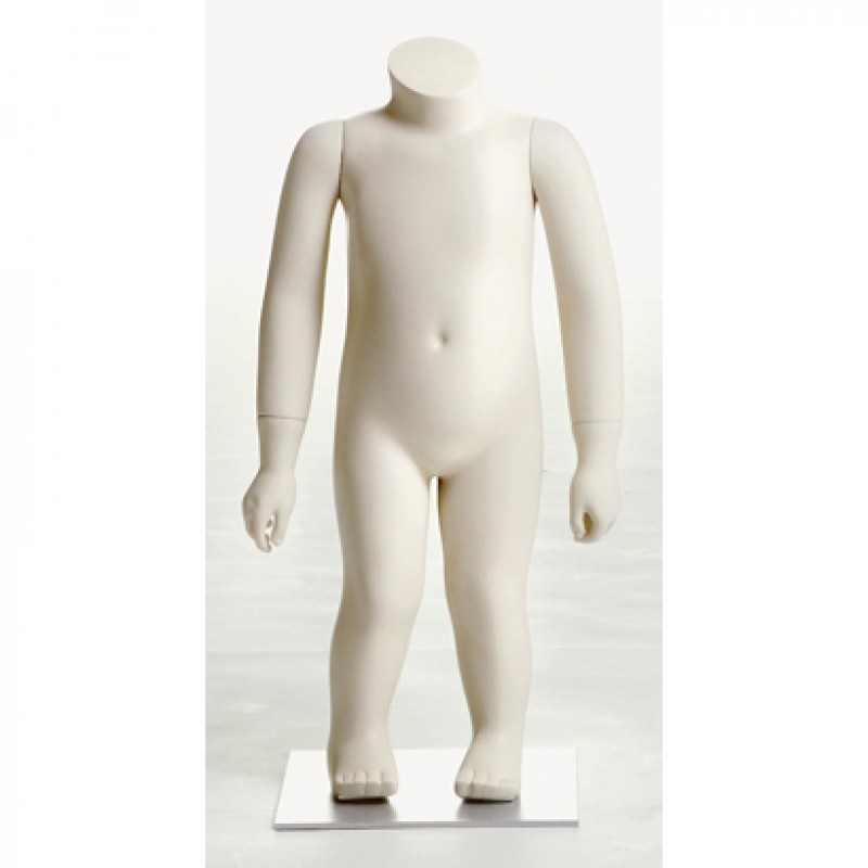 Child mannequin – 77 cm - leg spike