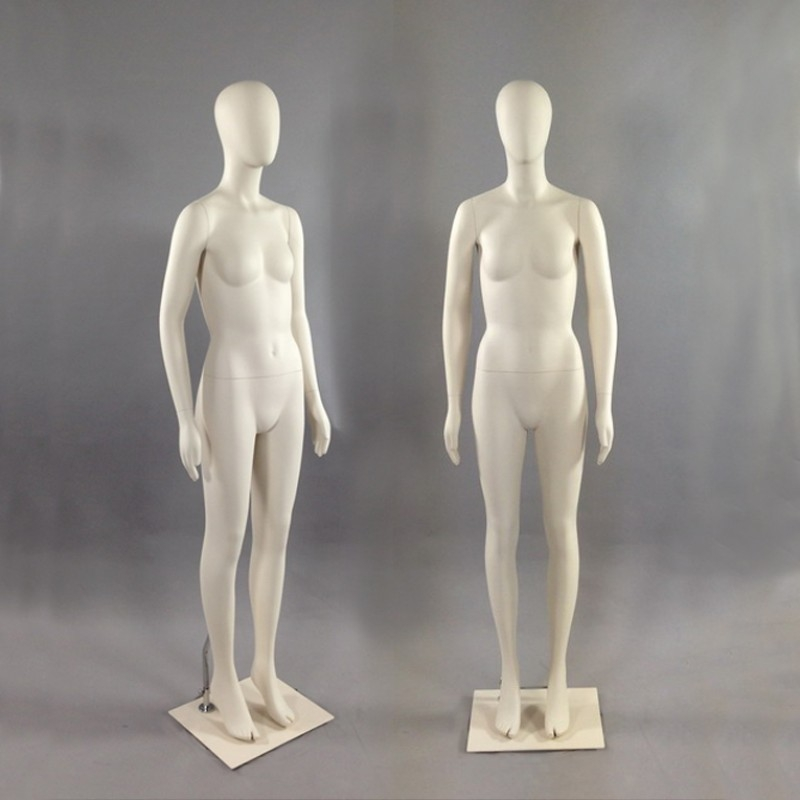 FEMALE MANNEQUIN – STRAIGHT POSE - HINDSGAUL